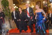 Opernball 2017 - Staatsoper - Do 23.02.2017 - D. MEYER, Alexander VAN DER BELLEN, Doris SCHMIDAUER, GROSSBAUER126