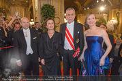 Opernball 2017 - Staatsoper - Do 23.02.2017 - D. MEYER, Alexander VAN DER BELLEN, Doris SCHMIDAUER, GROSSBAUER128