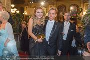 Opernball 2017 - Staatsoper - Do 23.02.2017 - Cathy LUGNER, Helmut WERNER133