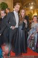 Opernball 2017 - Staatsoper - Do 23.02.2017 - Florian WESS, Gina-Lisa LOHFINK140