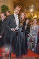 Opernball 2017 - Staatsoper - Do 23.02.2017 - Florian WESS, Gina-Lisa LOHFINK141