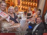 Opernball 2017 - Staatsoper - Do 23.02.2017 - Goldie HAWN, Richard und Jacqueline LUGNER Logenfoto152