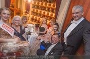 Opernball 2017 - Staatsoper - Do 23.02.2017 - Goldie HAWN, Richard und Jacqueline LUGNER Logenfoto153