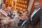 Opernball 2017 - Staatsoper - Do 23.02.2017 - Goldie HAWN, Richard und Jacqueline LUGNER Logenfoto154