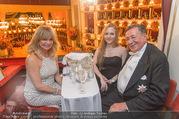 Opernball 2017 - Staatsoper - Do 23.02.2017 - Goldie HAWN, Richard und Jacqueline LUGNER Logenfoto160