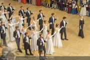 Opernball 2017 - Staatsoper - Do 23.02.2017 - Stefanie FELBER, Deb�danten, Er�ffnung169