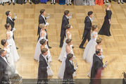 Opernball 2017 - Staatsoper - Do 23.02.2017 - Stefanie FELBER, Deb�danten, Er�ffnung170