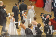 Opernball 2017 - Staatsoper - Do 23.02.2017 - Stefanie FELBER, Deb�danten, Er�ffnung171