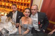 Opernball 2017 - Staatsoper - Do 23.02.2017 - Klemens HALLMANN, Lena HOSCHEK, Gery KESZLER185