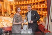 Opernball 2017 - Staatsoper - Do 23.02.2017 - Barbara MEIER, Klemens HALLMANN189