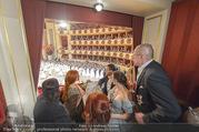 Opernball 2017 - Staatsoper - Do 23.02.2017 - Blick aus einer Loge auf die Er�ffnung, Ballsaal190