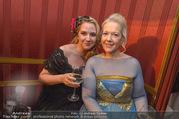 Opernball 2017 - Staatsoper - Do 23.02.2017 - Niki OSL, Doris POMMERENING197