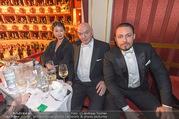 Opernball 2017 - Staatsoper - Do 23.02.2017 - Jean NOUVEL mit Begleitung, Klemens HALLMANN201