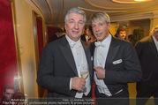 Opernball 2017 - Staatsoper - Do 23.02.2017 - Ronny PECIK, Dominic HEINZL234