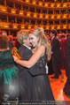 Opernball 2017 - Staatsoper - Do 23.02.2017 - Cathy LUGNER, Helmut WERNER beim Tanzen, Ballsaal252