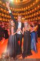 Opernball 2017 - Staatsoper - Do 23.02.2017 - Gina-Lisa LOHFINK, Florian WESS, Cathy LUGNER auf der Tanzfl�ch274