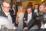 Opernball 2017 - Staatsoper - Do 23.02.2017 - Medienrummel, Presse, Fotografen um Goldie HAWN, Richard LUGNER278
