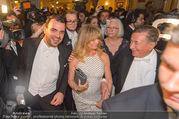 Opernball 2017 - Staatsoper - Do 23.02.2017 - Medienrummel, Presse, Fotografen um Goldie HAWN, Richard LUGNER287