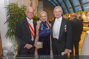 Elmayer Kränzchen - Hofburg - Di 28.02.2017 - Martina und Werner FASSLABEND, Thomas SCH�FER-ELMAYER7