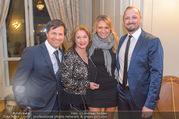 Schiller Charity - Französische Botschaft - Di 28.02.2017 - Gabriele BENESCH, Erich FURRER, Angelika NIEDETZKY, Gerhard NOVY18
