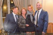 Schiller Charity - Französische Botschaft - Di 28.02.2017 - Gabriele BENESCH, Erich FURRER, Angelika NIEDETZKY, Gerhard NOVY19