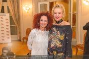 Schiller Charity - Französische Botschaft - Di 28.02.2017 - Andrea BUDAY, Christina LUGNER25