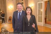 Schiller Charity - Französische Botschaft - Di 28.02.2017 - Wolfgang SCHWARZ, Anja KRUSE33