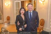 Schiller Charity - Französische Botschaft - Di 28.02.2017 - Wolfgang SCHWARZ, Anja KRUSE37