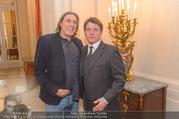 Schiller Charity - Französische Botschaft - Di 28.02.2017 - Norbert BLECHA, Christian SPATZEK38
