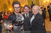 Schiller Charity - Französische Botschaft - Di 28.02.2017 - Andrea H�NDLER, Christian SPATZEK, Brigitte Gitti KREN43