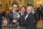 Schiller Charity - Französische Botschaft - Di 28.02.2017 - Andrea H�NDLER, Christian SPATZEK, Brigitte Gitti KREN44