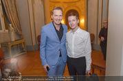 Schiller Charity - Französische Botschaft - Di 28.02.2017 - Alexander SCHIEL mit Freund Christoph46