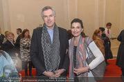 Ausstellungs-Preview - Winterpalais - Mi 01.03.2017 - Christoph und Karin THUN-HOHENSTEIN8