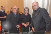 Ausstellungs-Preview - Winterpalais - Mi 01.03.2017 - Elfi SEMOTAN, Gregor EICHINGER, Hans KUPPELWIESER28