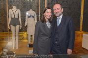 Ausstellungs-Preview - Winterpalais - Mi 01.03.2017 - Thomas DROZDA mit Ehefrau Isabella80