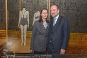 Ausstellungs-Preview - Winterpalais - Mi 01.03.2017 - Thomas DROZDA mit Ehefrau Isabella81