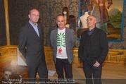 Ausstellungs-Preview - Winterpalais - Mi 01.03.2017 - Manfred WAKOLBINGER, Heimo ZOBERNIG, Hans KUPPELWIESER101