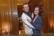 70 Jahre Kenwood - Park Hyatt Hotel - Di 07.03.2017 - Volker PIESCZEK, Eva GLAWISCHNIGG135