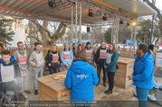 SuperFit Charity Eisstockschießen - Rathausplatz - Mi 08.03.2017 - 5