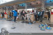 SuperFit Charity Eisstockschießen - Rathausplatz - Mi 08.03.2017 - 18