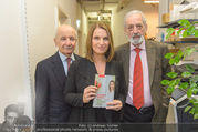 Barbara Stöckl Buchpräsentation - Thalia, Landstraße - Mi 08.03.2017 - Barbara ST�CKL, Heinz NU�BAUMER (NUSSBAUMER), Peter MATIC7