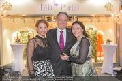 Opening - Lila Portal Baden - Do 09.03.2017 - Monika BOGENDORFER mit Partner Stefan, Kristina SPRENGER5