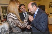 Goldene Note - Konzerthaus - Sa 11.03.2017 - Juan-Diego FLOREZ mit Ehefrau Julia, Dominique MEYER52