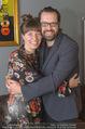 Gerald Fleischhacker Premiere - CasaNova - Mi 15.03.2017 - Gerald FLEISCHHACKER mit Freundin Tina HOLZER8