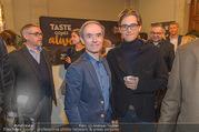 Falstaff Guide Präsentation - Rathaus - Do 16.03.2017 - Karl OBAUER mit Neffe53