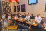 Pay with a Poem - Cafe Hummel - Di 21.03.2017 - 23