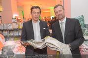 Fashion Award Kick Off - Leiner - Do 23.03.2017 - Werner SCHREYER, Gunnar GEORGE17