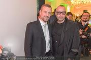Fashion Award Kick Off - Leiner - Do 23.03.2017 - Gunnar GEORGE, JC J�rgen Christian H�RL31