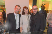 Fashion Award Kick Off - Leiner - Do 23.03.2017 - Gunnar GEORGE, Monika KYCELT, JC J�rgen Christian H�RL32
