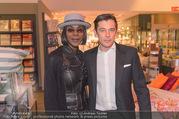 Fashion Award Kick Off - Leiner - Do 23.03.2017 - Werner SCHREYER, Doretta CARTER33